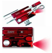 SwissCard pocket tools